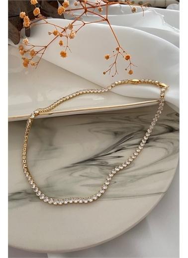 My Joyas Design Bijuteri Kolye Gümüş